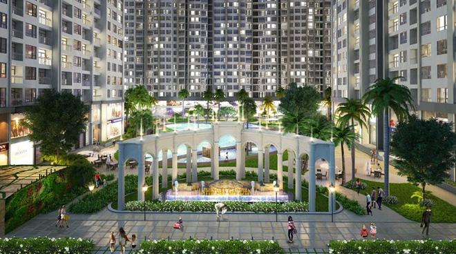 Chung cư Imperia Sky Garden 423 Minh Khai