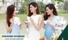 Vinhomes Riverside Nguyệt Quế