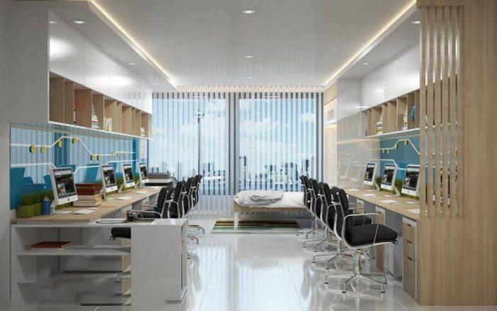 Officetel Vinhomes Gallery