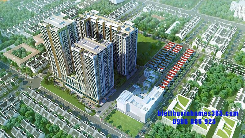 Mặt bằng, giá bán chung cư Imperia Sky Garden Minh Khai