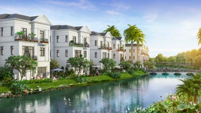 Khu đô thị Vinhomes Riverside giai đoạn 2 hoàn hảo tuyệt mỹ