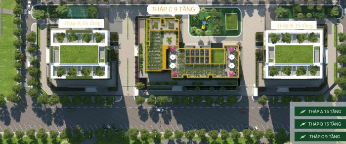 Thông tin dự án chung cư Valencia Garden Long Biên