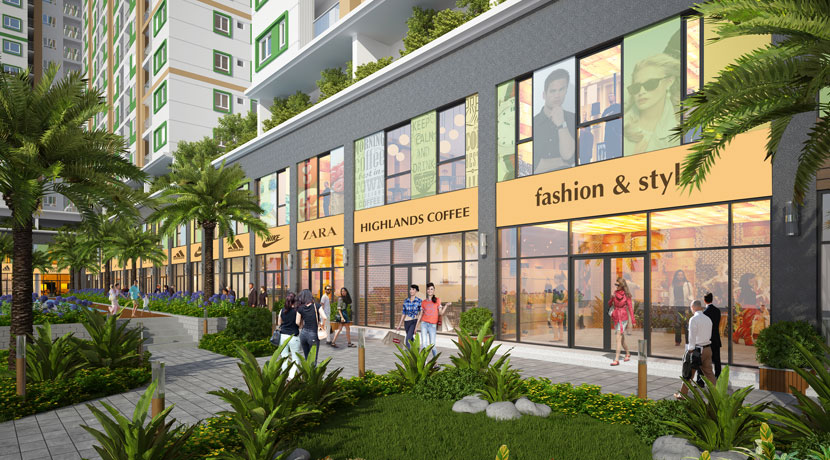 Căn hộ Shophouse Vinhomes Smart City: nhân đôi giá trị