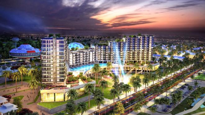 Thông tin dự án FLC Lux City Samson - FLC Thanh Hóa