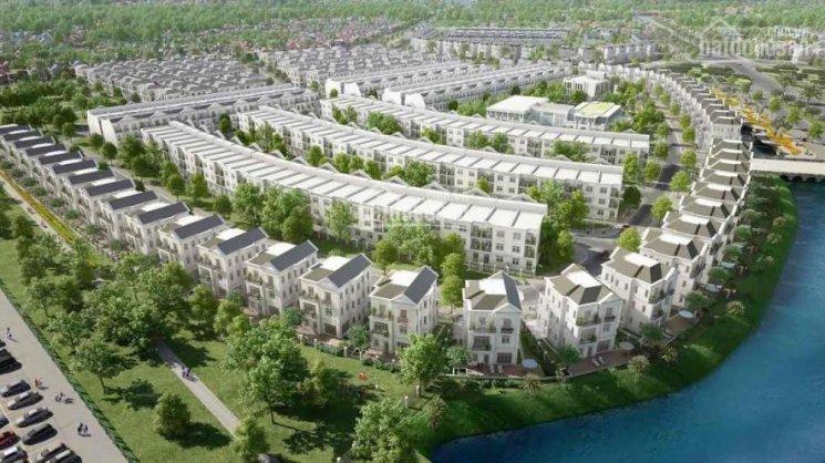 Đơn lập Phong Lan Vinhomes Riverside giai đoạn 2 nét đẹp kinh điển