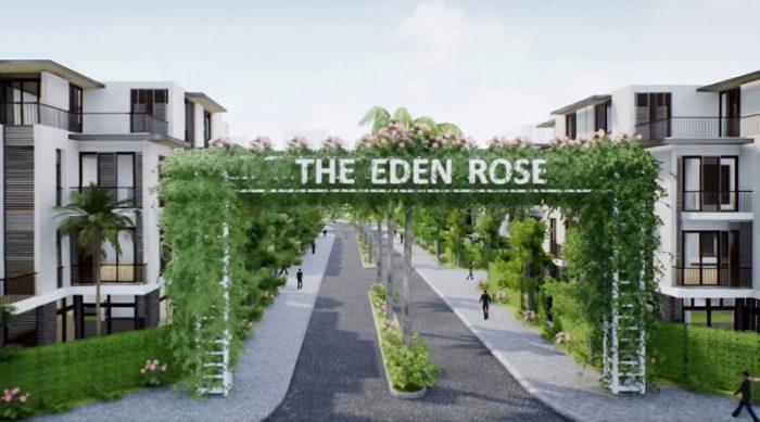 Dự án biệt thự, liền kề The Eden Rose Thanh Trì
