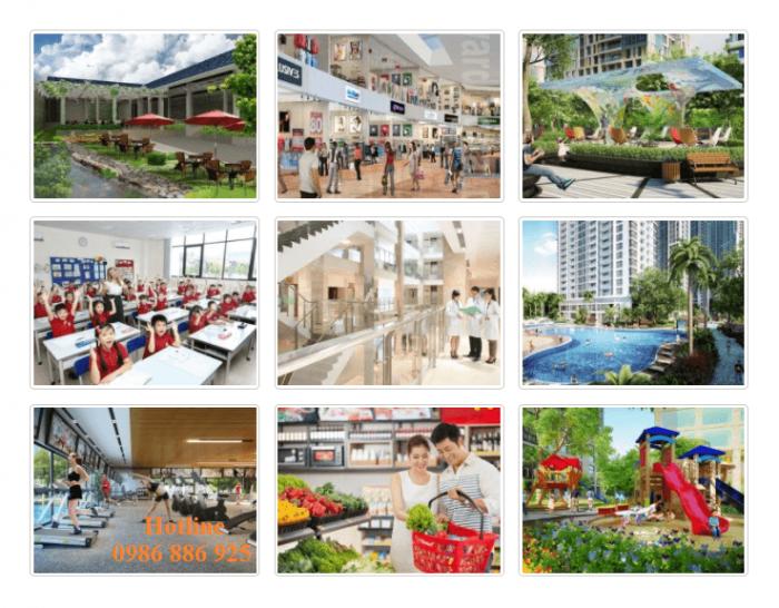 Thông tin dự án VinCity Hoàng Mai - CĐT Vingroup