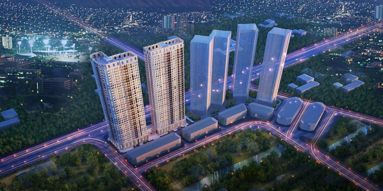 Thông tin siêu dự án Athena Fulland Đại Kim - Hoàng Mai