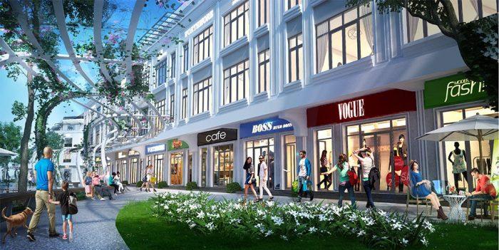 Shophouse Vinhomes Star City