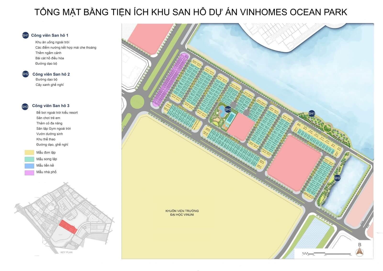 ban-biet-thu-don-lap-san-ho-vinhomes-ocean-park-view-ho
